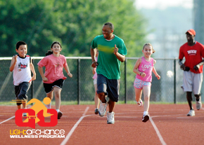 Get Set Go Keeping Kids Active